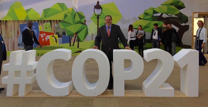 Thumbnail for The Buzz @AECOM: COP21