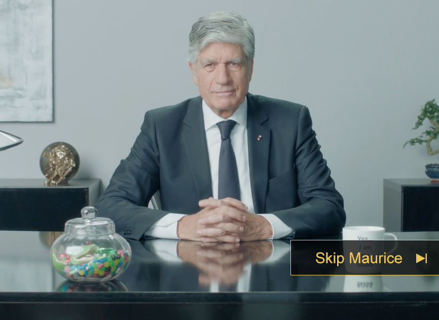 Introducing #TheSkippableWishes, the first corporate video we encourage you to skip. https://t.co/fSIbqkcoMu https://t.co/CmqmRYDKVE