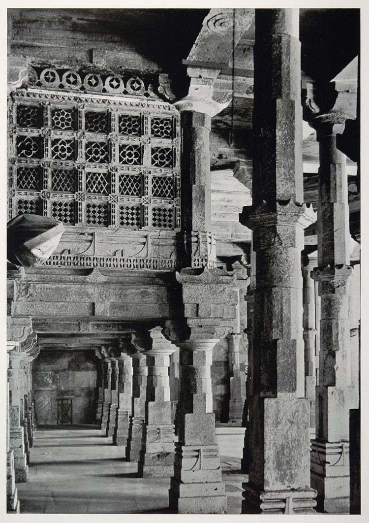 Image result for The Jama Masjid in Ahmedabad was originally a Bhadra Kali temple!