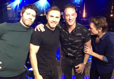 Missed @TakeThat at Heart Live? FRET NOT, THATTERS! Check THIS out! > https://t.co/WDM2LivOXr https://t.co/wM1HsPvXww