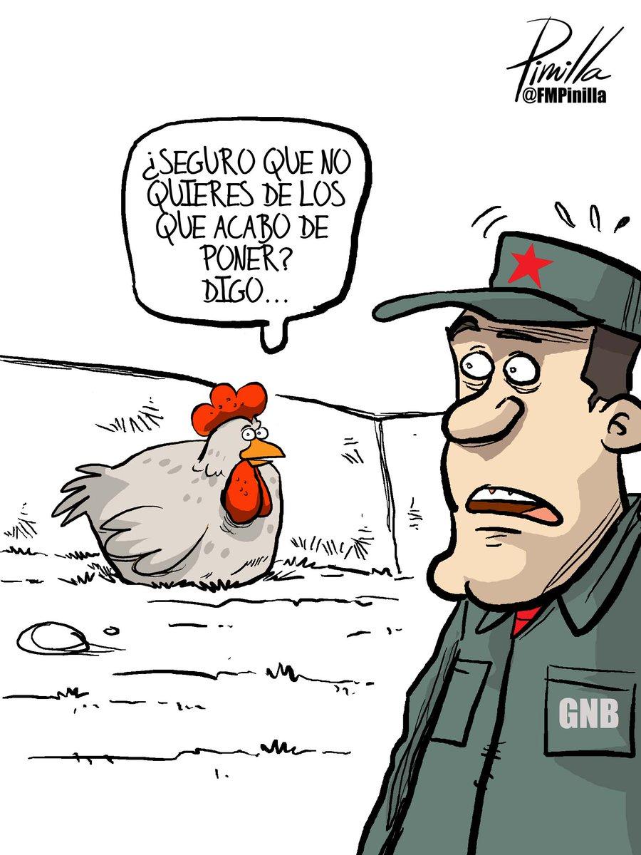 Fernando Pinilla On Twitter Caricatura Las Gallinas Quieren