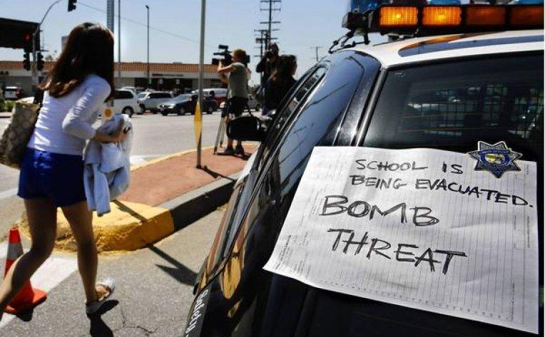 Los Angeles: chiuse tutte le scuole per un allarme bomba
