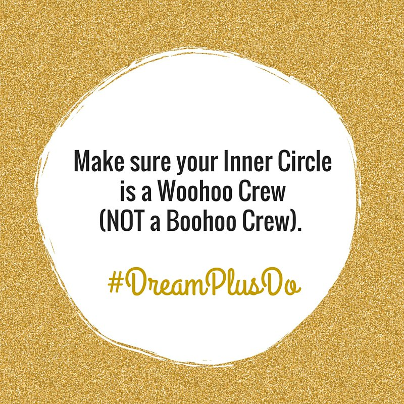 When it comes to your Inner Circle (a.k.a your besties) do they resemble a Boohoo Crew or Woohoo Crew? #DreamPlusDo https://t.co/Agm1I9lAeM