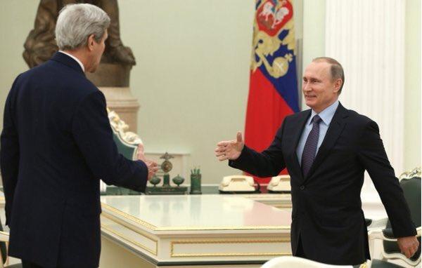 Путин - Керри: Россия и США ищут развязки наиболее сложных кризисов - Цензор.НЕТ 6942