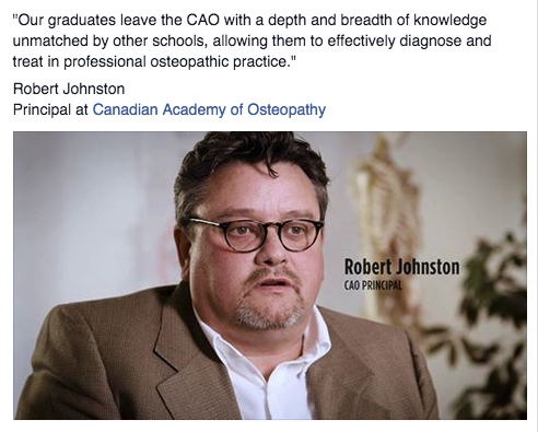 Canadian Osteopathy on Twitter: