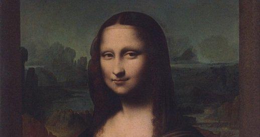 Ritratto di Monna Lisa nascosto sotto la Gioconda di Leonardo da Vinci