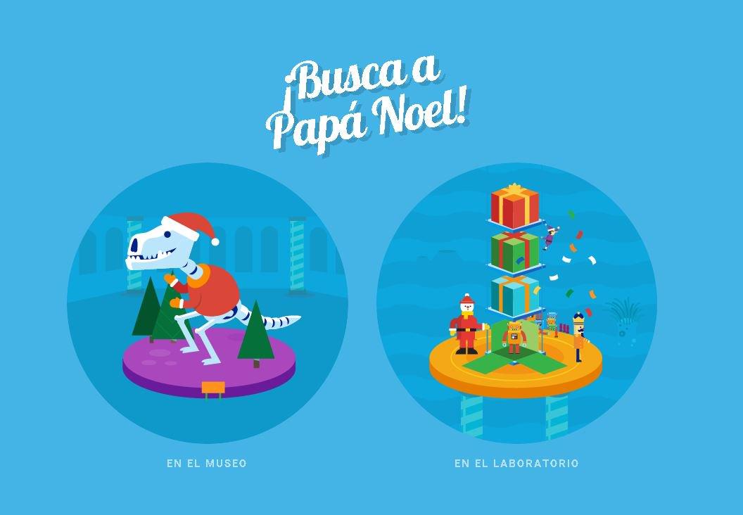 Google Ofrece Mas De 14 Juegos Para Disfrutar Esta Navidad
