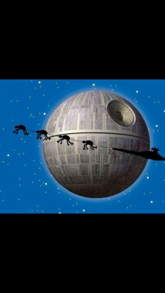 It's Star Wars Eve !!!!!!!! https://t.co/j9EvAwAs4q