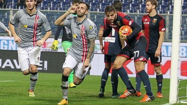 Replica Calcio: rivedi Inter-Cagliari e Genoa-Alessandria in streaming