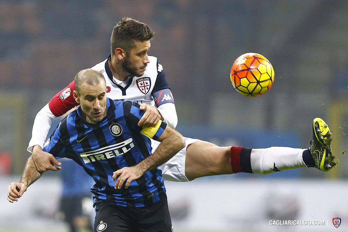 Ottavi Coppa Italia: Inter-Cagliari 3-0