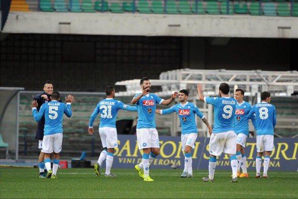 NAPOLI-VERONA Diretta Rai TV Streaming Calcio Live Coppa Italia del 16/12/2015