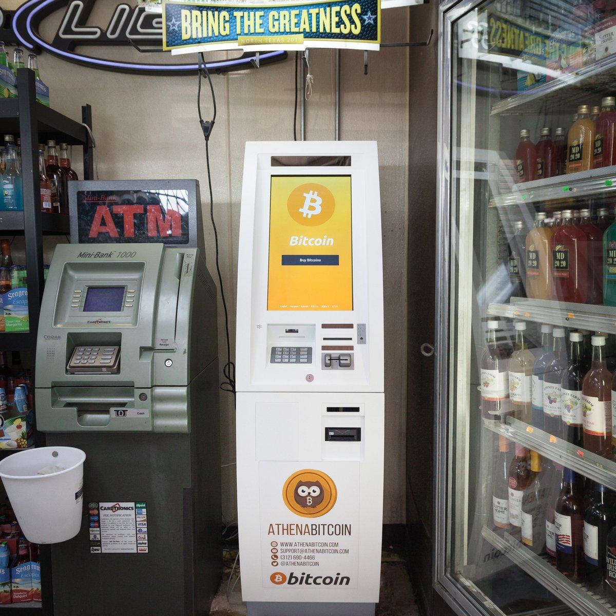 athena bitcoin atm)