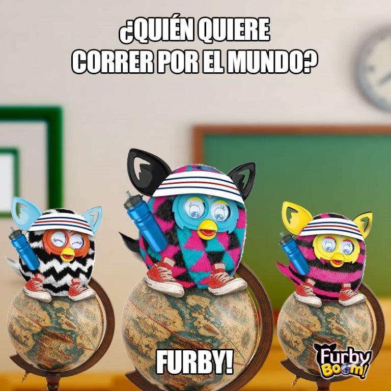 #Furby Boom está dispuesto a hacer mucho ejercicio antes de las fiestas navideñas!!! :) https://t.co/3Yg8vtjfOq