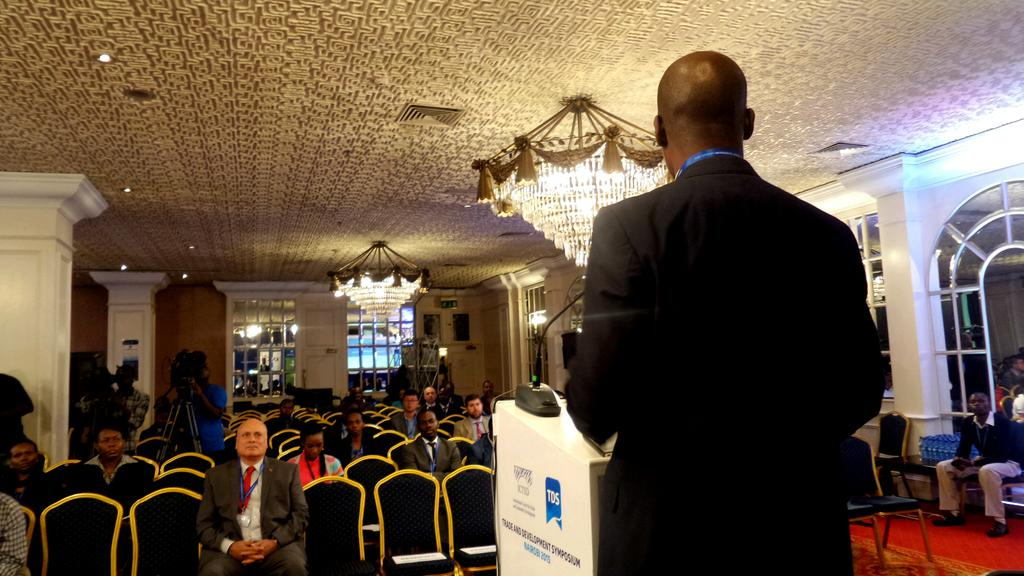 ".@ShikwatiJames ""We are converting EAC into a huge supermarket instead of a huge factory"" #MC10 @HiltonNairobi https://t.co/6ULWV8gWqu"