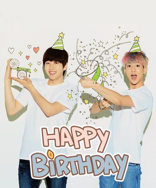 Картинка с днем рождения по корейски, андертейл день рождения