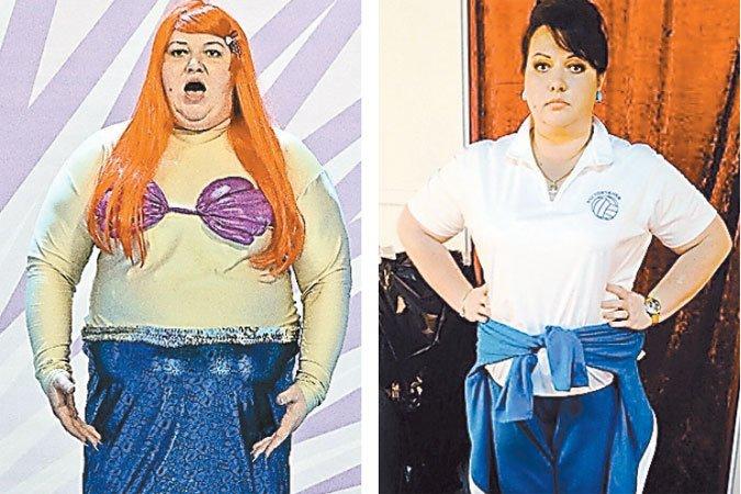 Ничего Я Не Похудела Квн. Похудев на 84 кг, Ольга Картункова вновь поправилась на самоизоляции и меняет гардероб