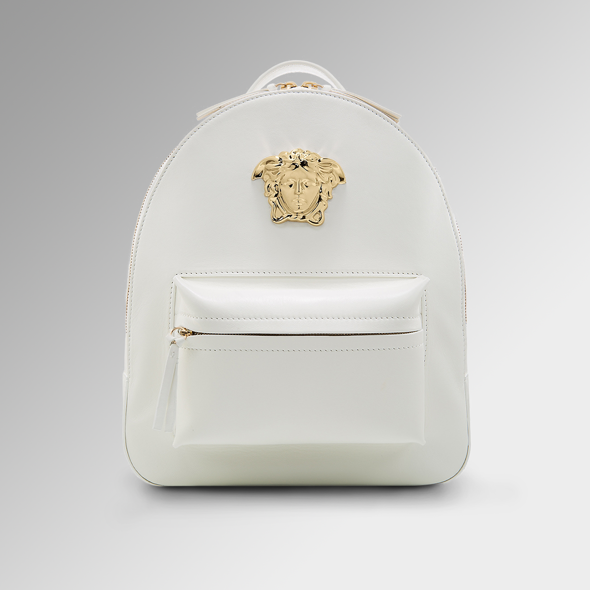 0e042877d74f Discover the innovative attitude of the  Versace Pre-Spring 2016 backpacks. Find  more