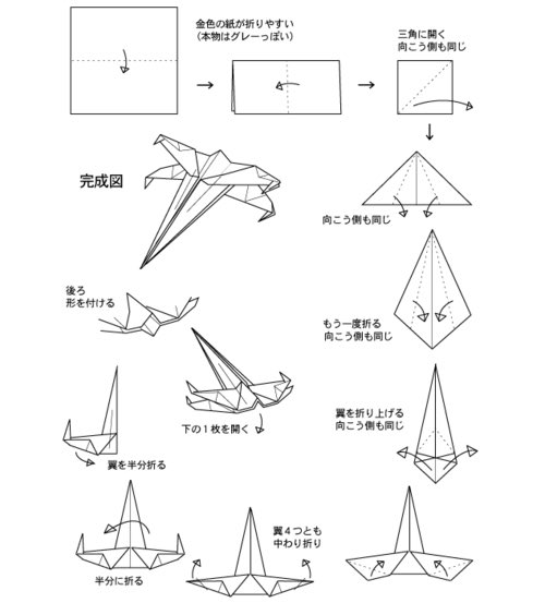 the messengers on twitter comment faire un x wing en origami vous de jouer paperplane. Black Bedroom Furniture Sets. Home Design Ideas