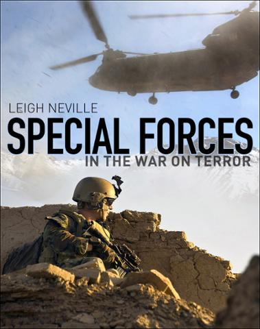 Our final festive #competition - #retweet for a chance to #win Leigh Neville's Special Forces in the War on Terror https://t.co/AfVGZBglzk