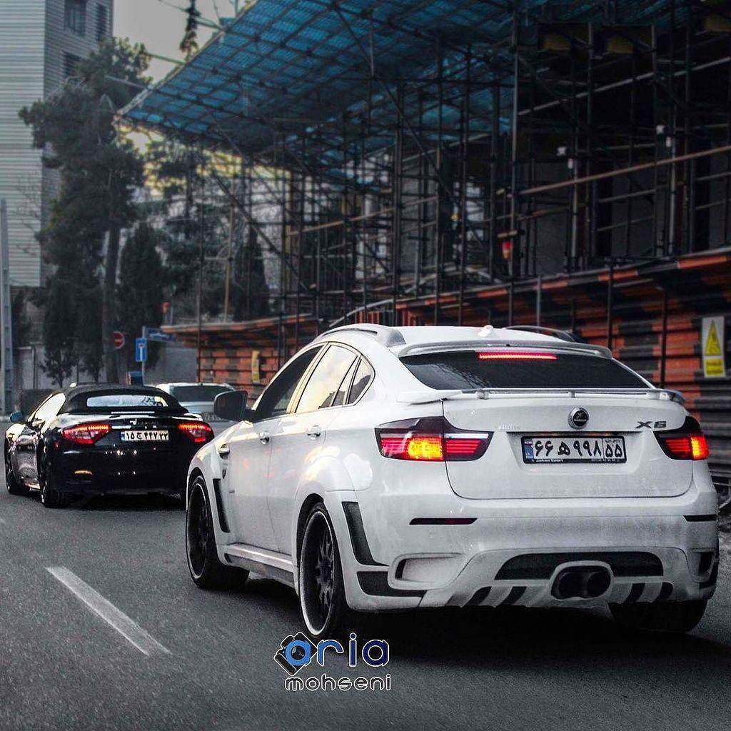 "Bmw X6 Tuning: VCT Motorsport Intl. On Twitter: ""Rich Kids Of TEHRAN"