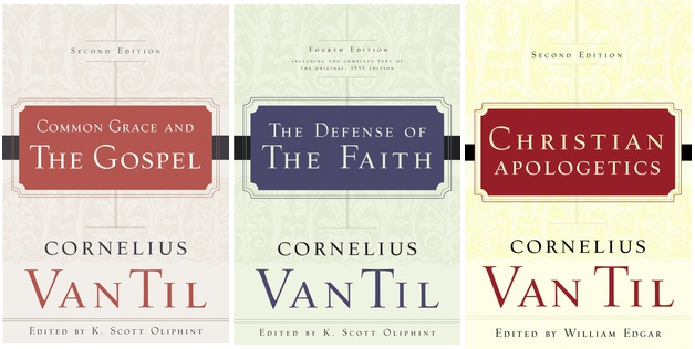 Today's Giveaway features 3 books by Cornelius Van Til. https://t.co/ti64cSkOLM https://t.co/qbu6a2NUOu