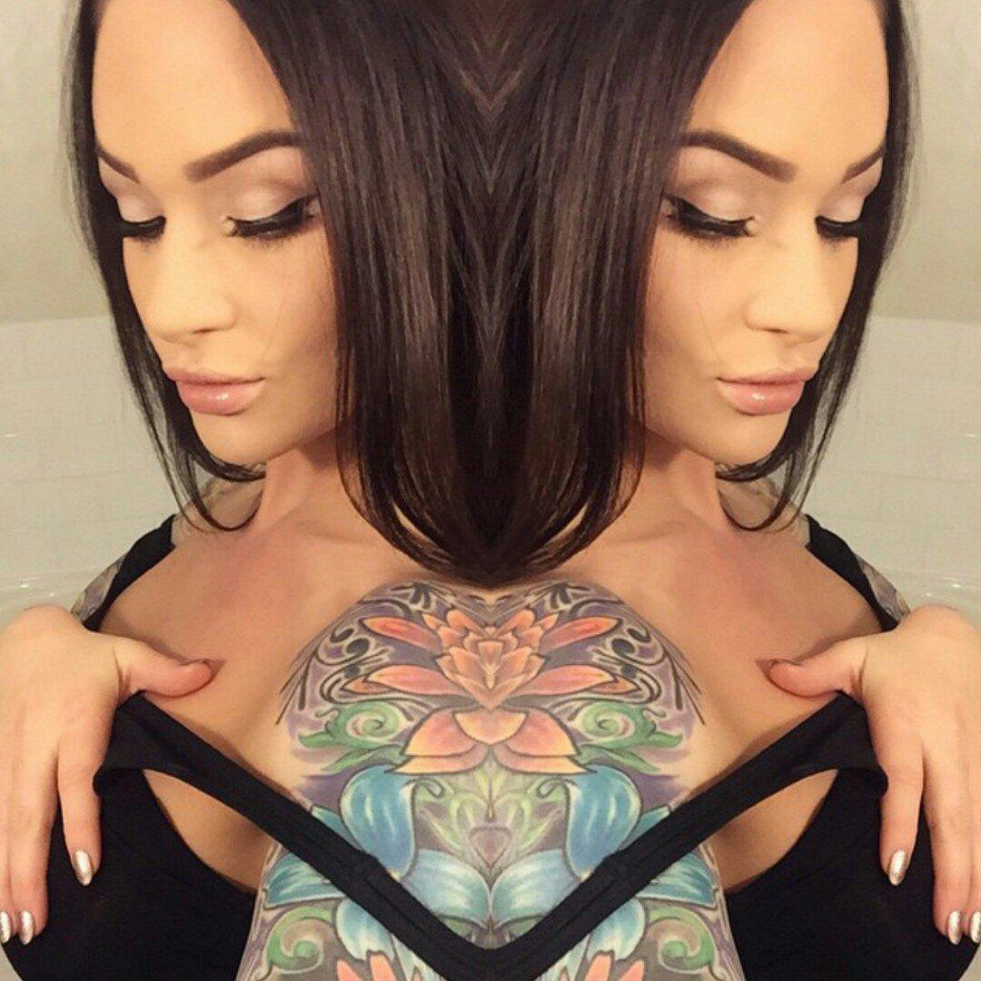 Tattgoddess Jessica Wilde Nude Full Version