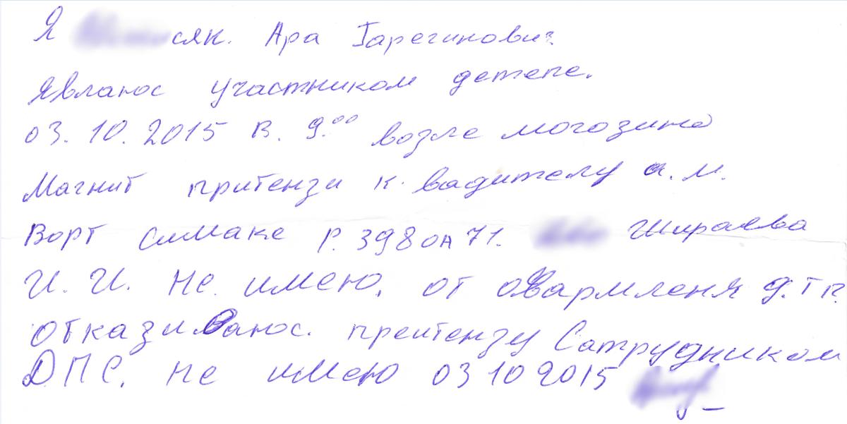 заявление на кредит по форме банка сбербанк