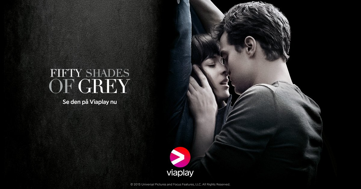 fifty shades of grey viaplay