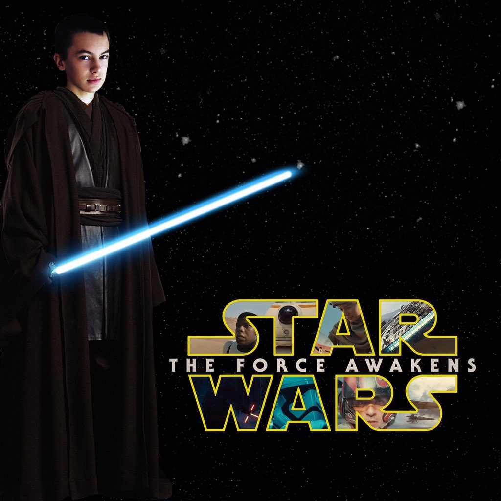 @haydenbyerly it's been a while so thought it was a perfect time to make an edit for #TheForceAwakens premiere https://t.co/VMawYDFJZN