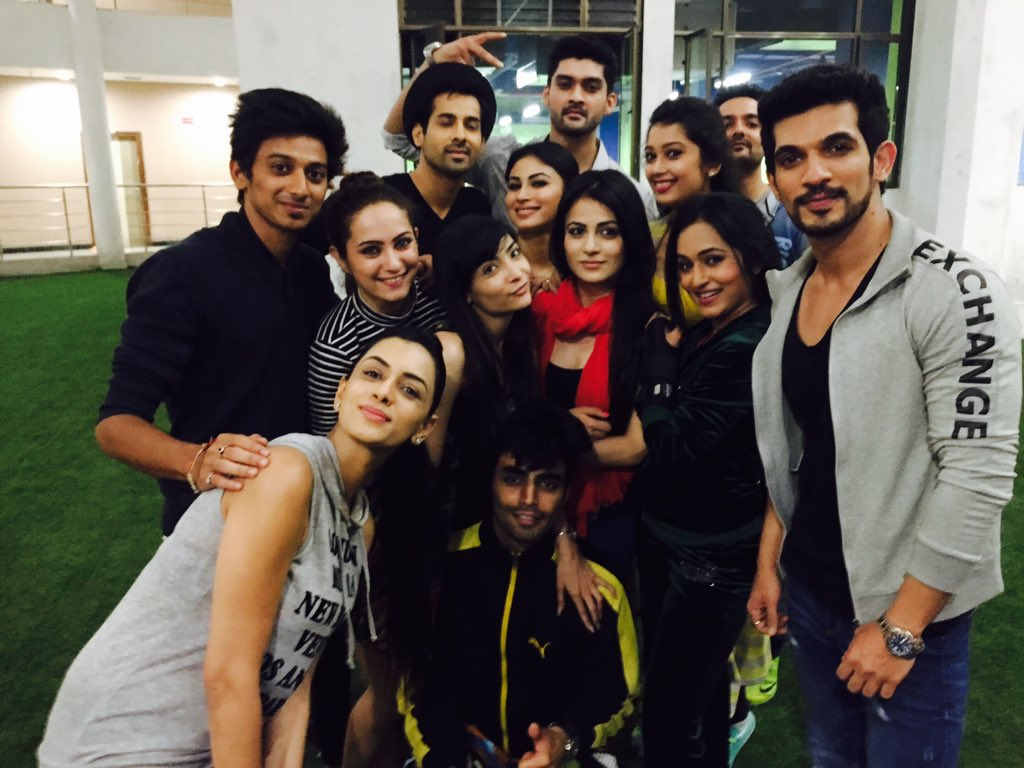 Arjun Bijlani's Mumbai Tigers - Box Cricket League season 2 - Image/Picture