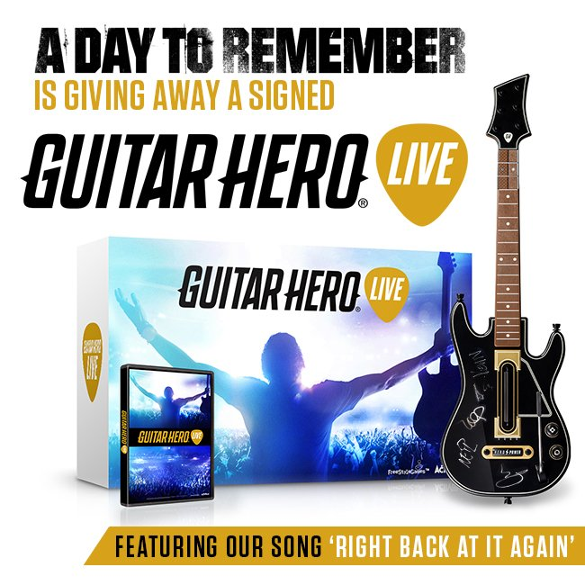 A Day To Remember On Twitter Quot Purchase The Shark Attack