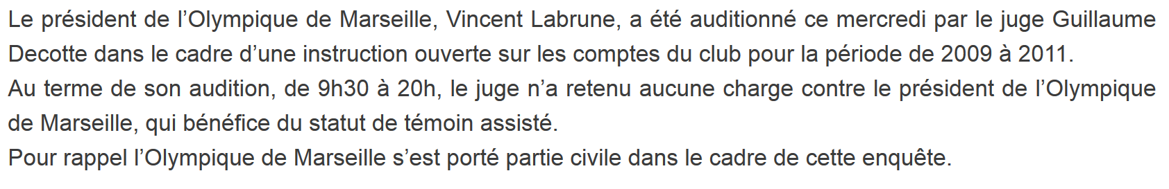[Vincent Labrune] Un meilleur président que Dassier ? - Page 18 CWXy4wtXIAE4MRB