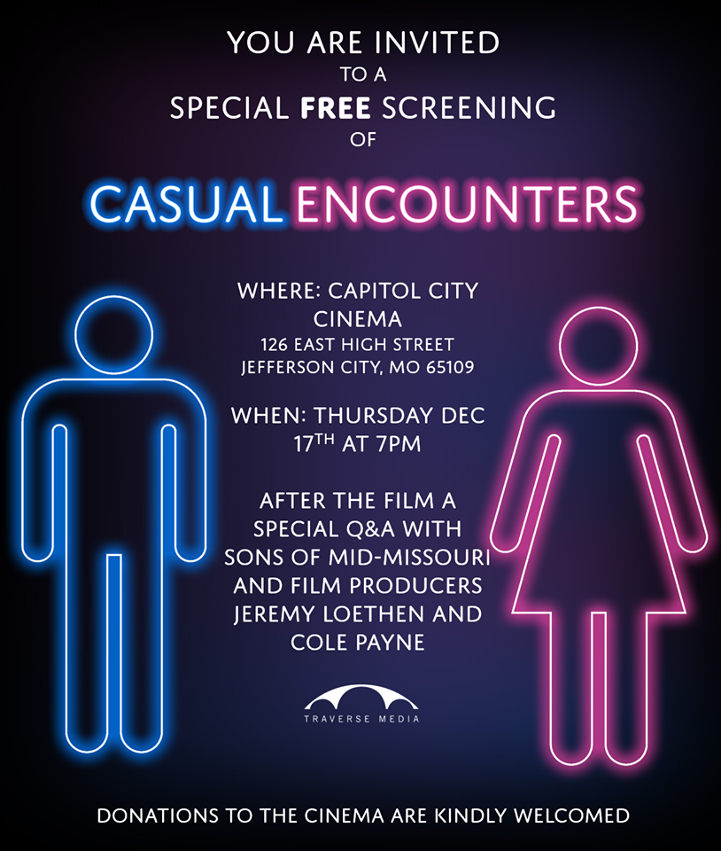 Free Casual Encounter Ad