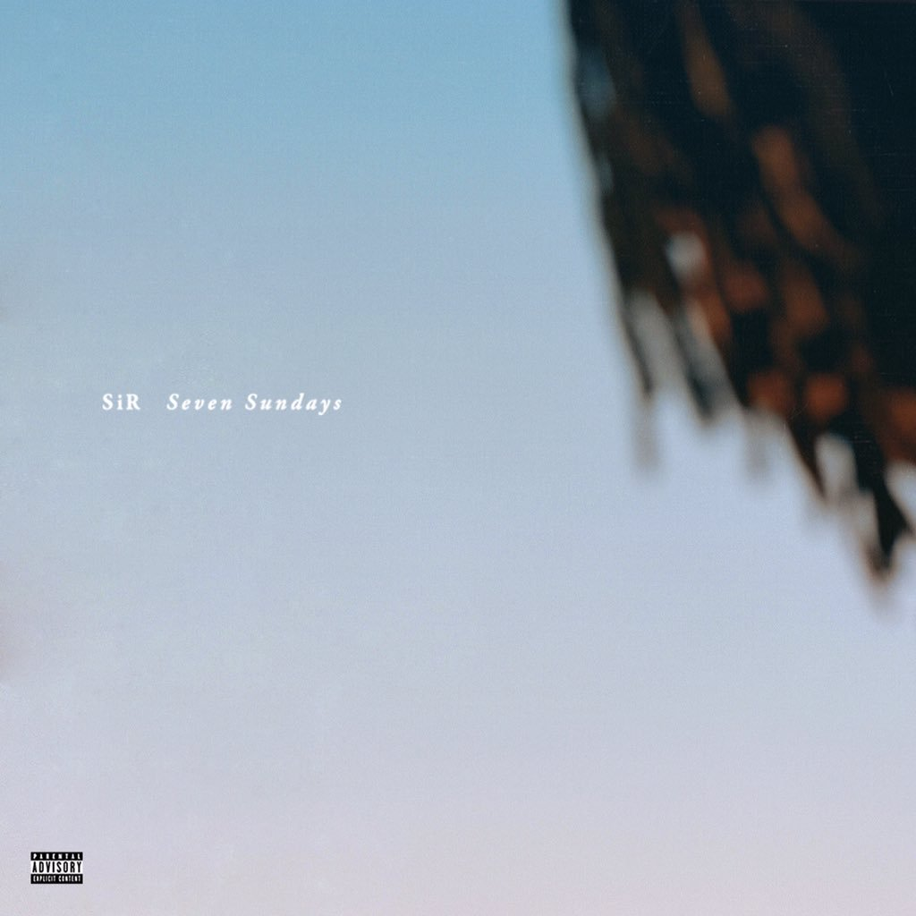SiR - Seven Sundays was named one of the Top 10 Best Albums of 2015 by @okayplayer: https://t.co/5ELlDnwlCI