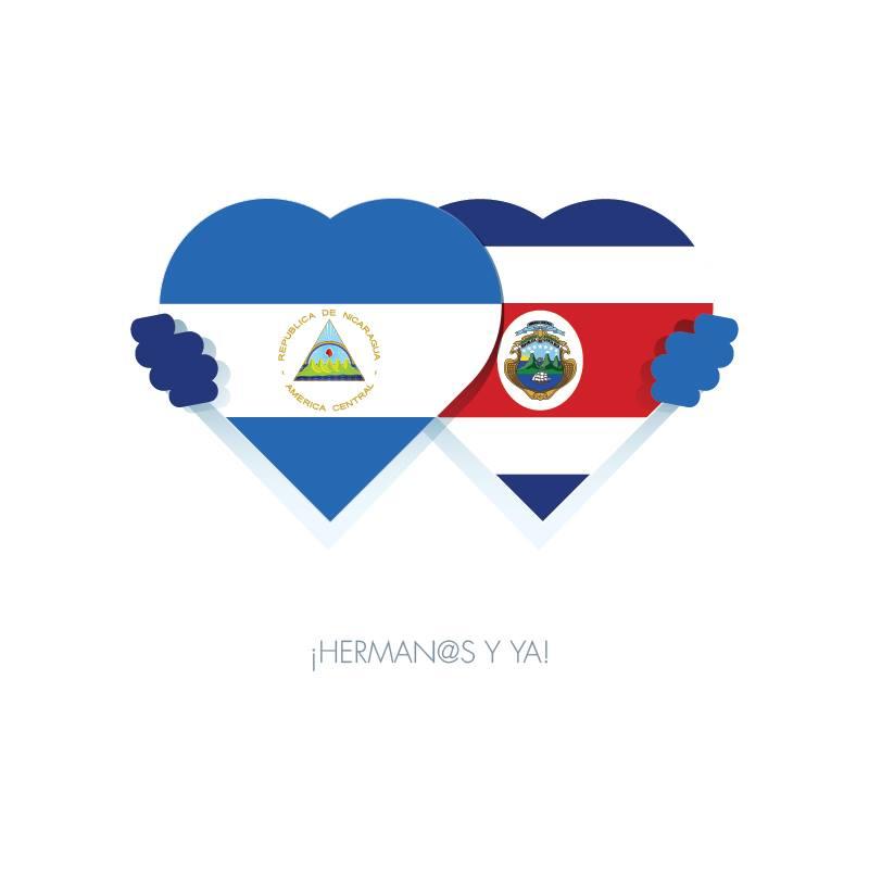 Ortega NO es Nicaragua y Solis NO es Costa Rica,  asi que Paz ! https://t.co/0p4BNTpoFQ