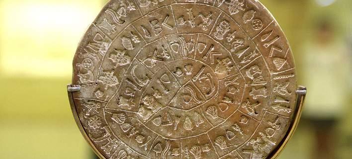 """Disco di Festo: Risolto il mistero del """"primo CD-Rom"""" della Terra, vecchio 4000 anni"""