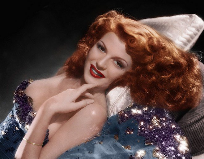 Muse of the month: Rita Hayworth https://t.co/bwroR69njw https://t.co/8NaYUMFCvc