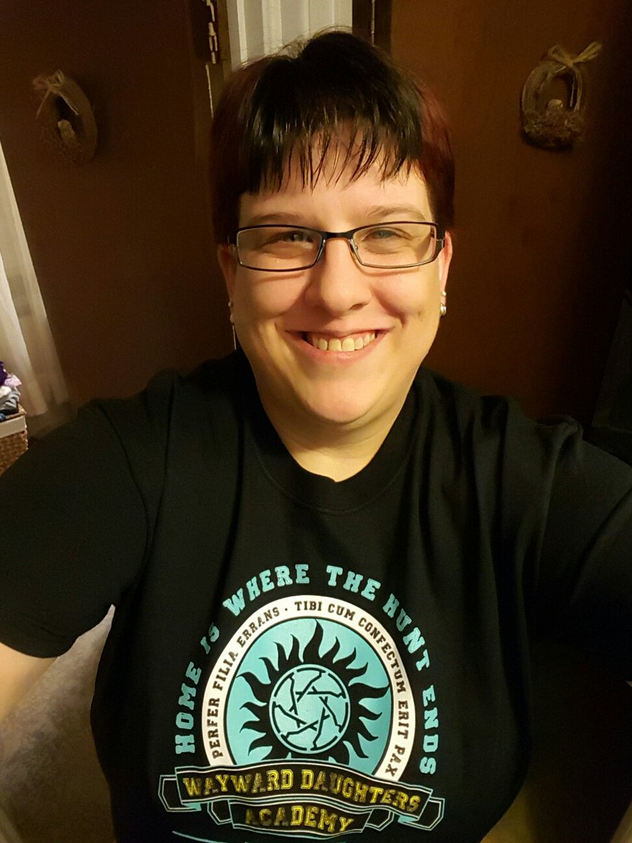 @WaywardAcademy @OfficialBrianaB @kimrhodes4real Oh HELL YEAH look what I got today! ❤#StandWithWaywardDaughters https://t.co/JYPcBvWT8j