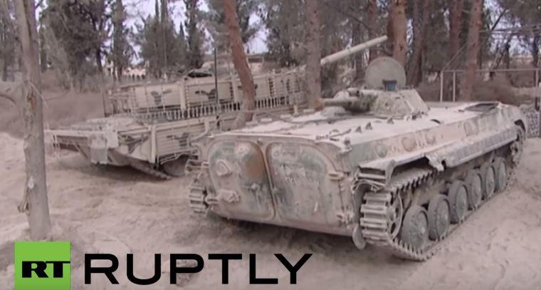 Syrian Civil War: News #5 - Page 4 CWYmFuyVEAApbo4