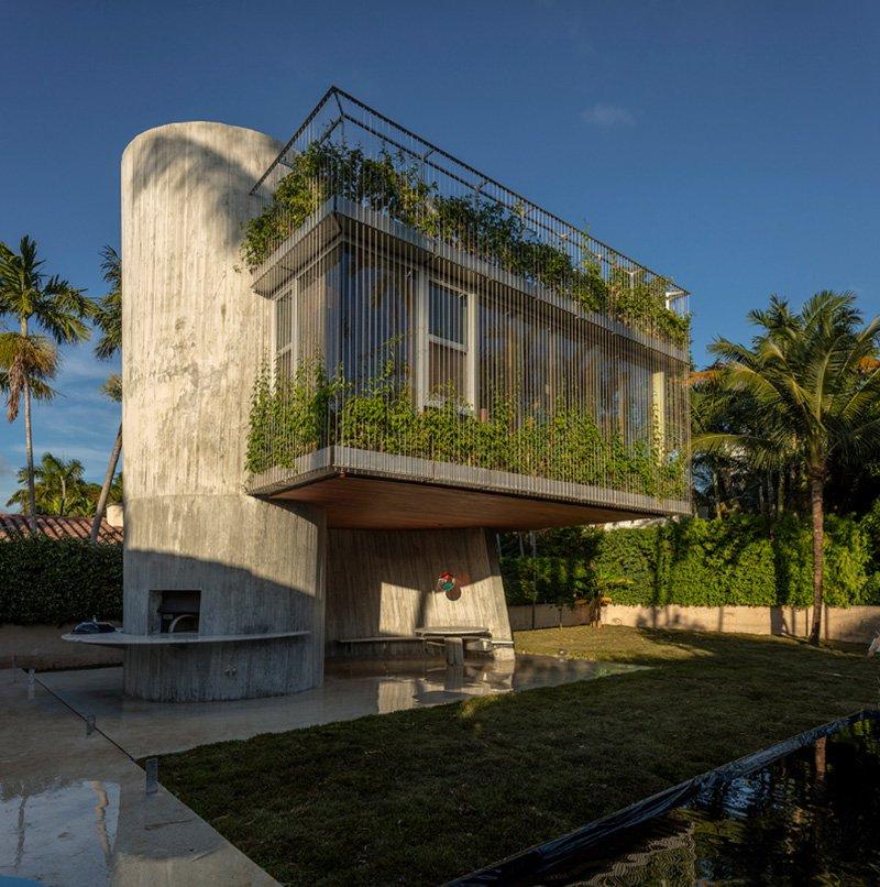 Sun Path House by Studio Christian Wassmann. #Concrete #Sustainability https://t.co/tE0hMyAQZX https://t.co/7STgEcCb99
