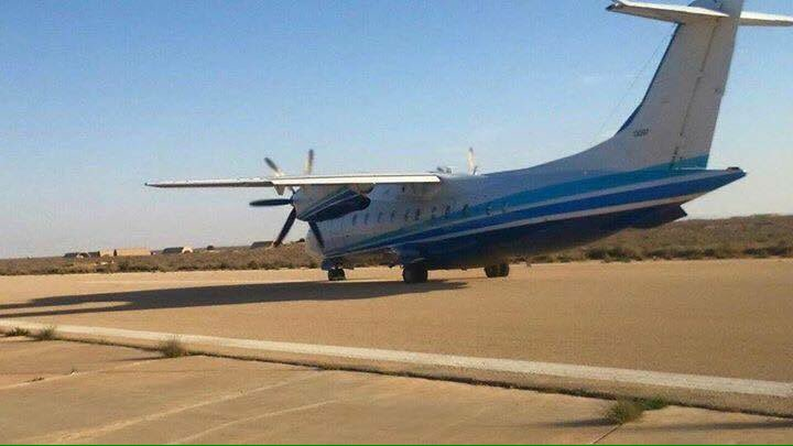 NEWS: US special forces landed at Watiya airbase in W. #Libya, failed to coordinate w/local forces, and had to leave https://t.co/XJM33SoXMF