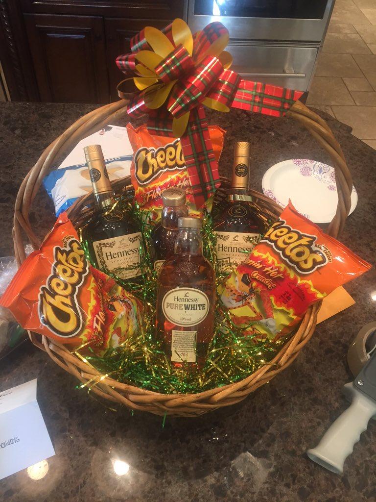 Hennessy Gift Basket Ideas Lamoureph Blog