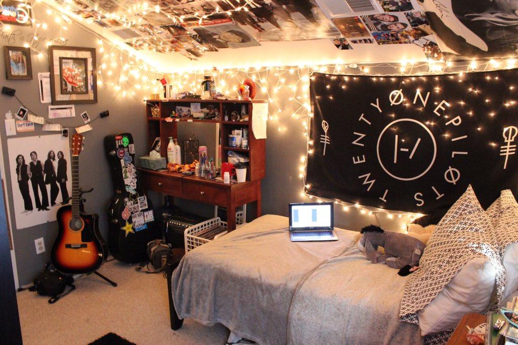 pokój w stylu tumblr