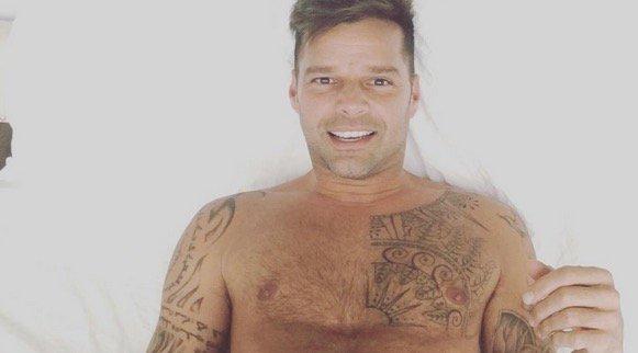 Cumpleanos Feliz Ricky Martin.Ricky Martin Asi Feliz Cumpleanos Ricky Martin Asi Se Ve