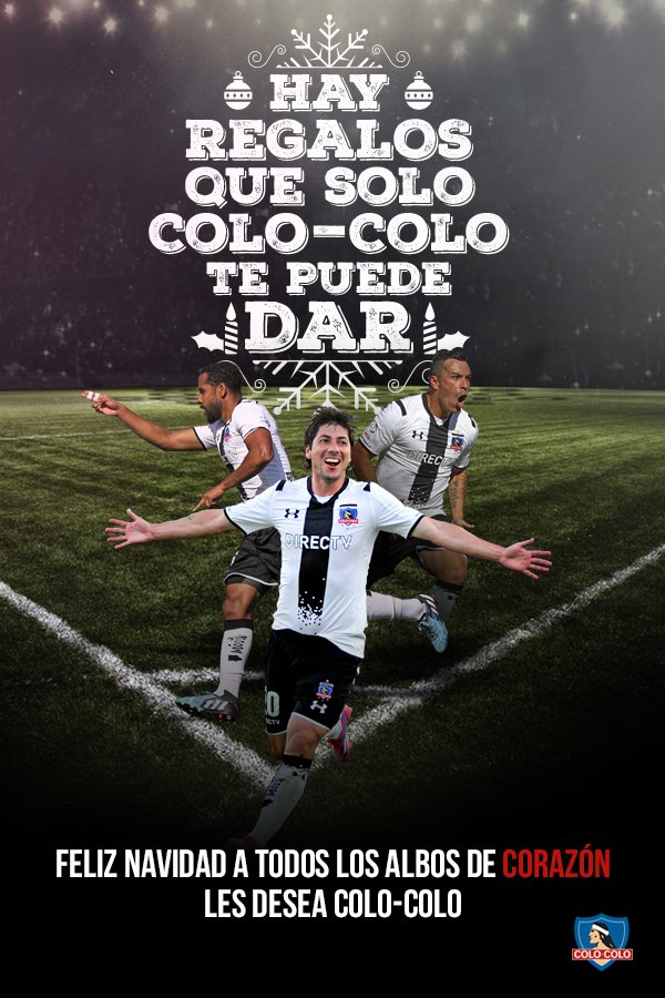 Colo-Colo on Twitter: \