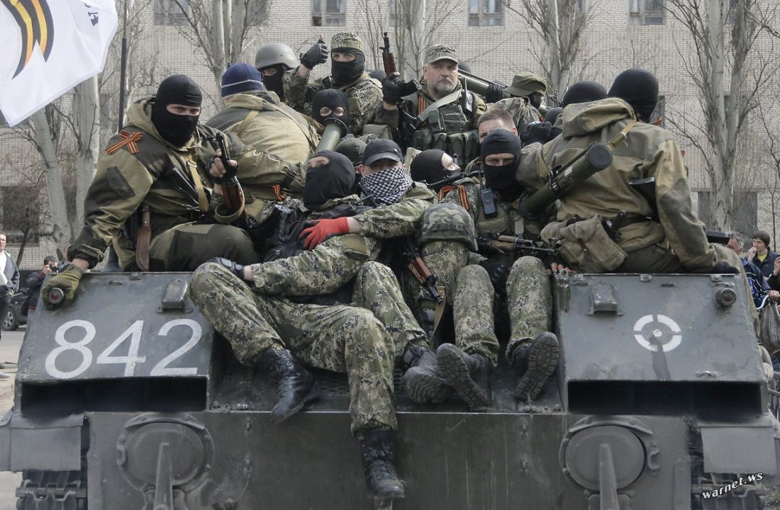 """Пользуясь перемирием, боевики расширяют свою территорию, вводя свои подразделения в """"серую зону"""", - Тымчук - Цензор.НЕТ 3201"""
