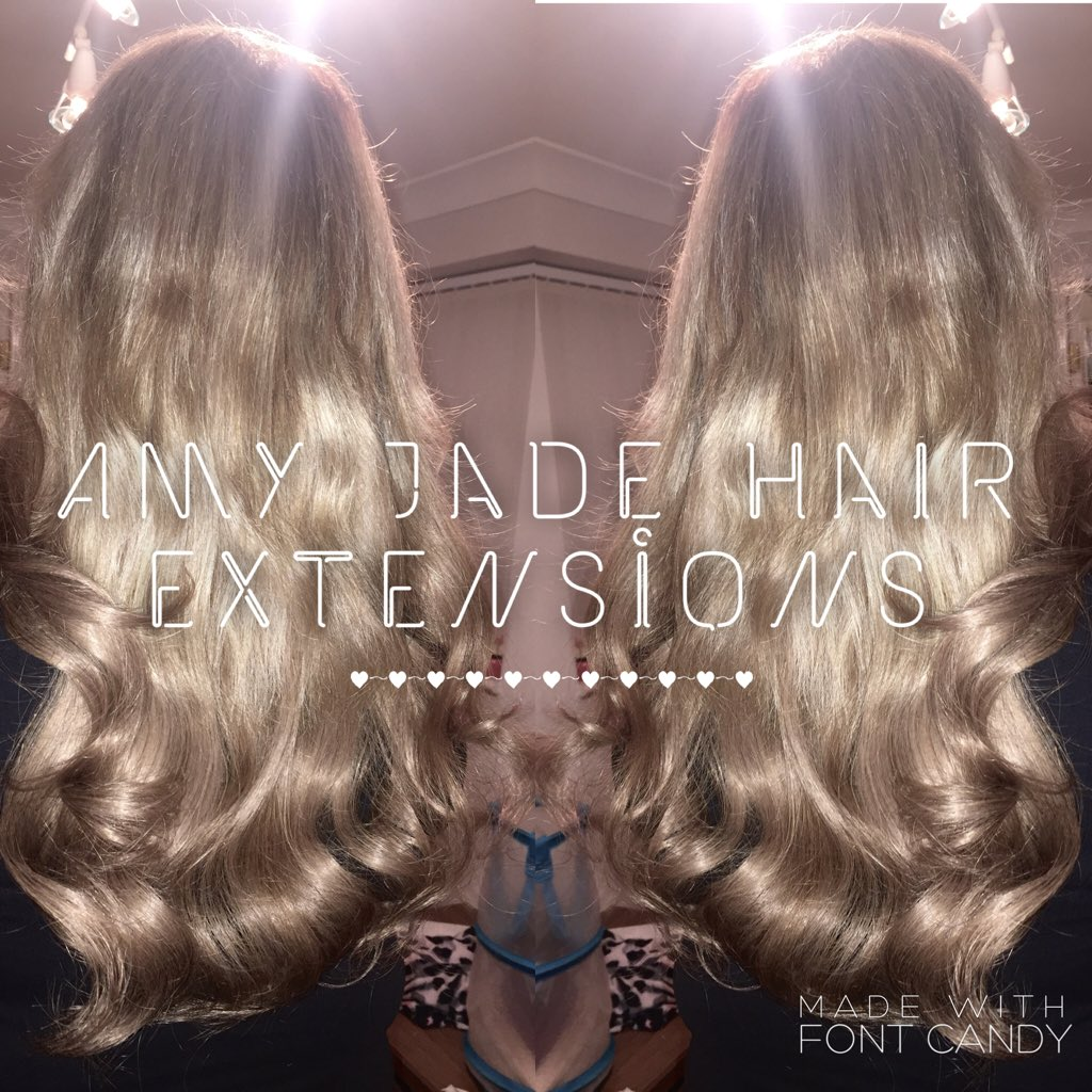 Amy Hair Extensions Amyjade Twitter