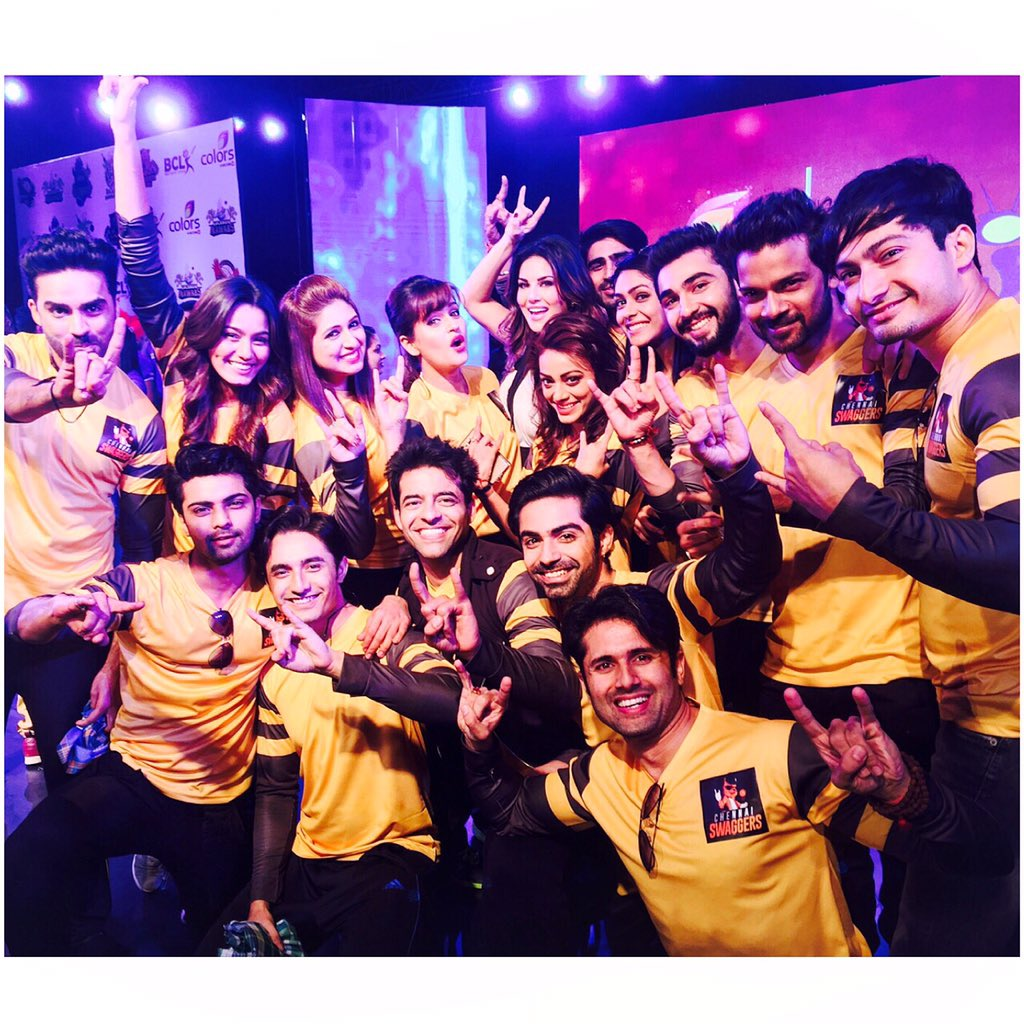 BCL season 2 Chennai Swaggers - Box Cricket League 2016 Picture/Image