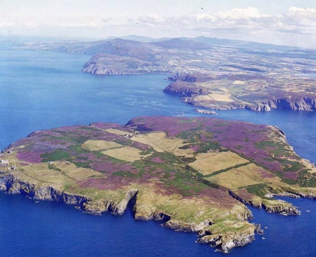 Do any Isle of Man folk think the Calf of Man looks like the millennium falcon? Just a thought. #starwars #iom https://t.co/oPBqgQhMDe