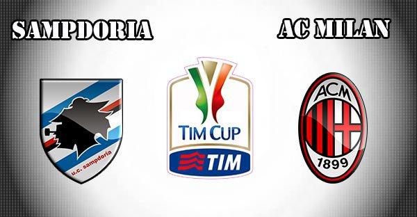 DIRETTA Calcio: come vedere Sampdoria-Milan e Lazio-Udinese in Streaming Gratis